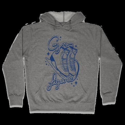 Go Figure (skate) Hooded Sweatshirt