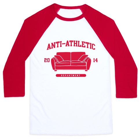 Anti Athletic Club Baseball Tee