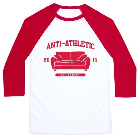 Anti Athletic Club Baseball Tee