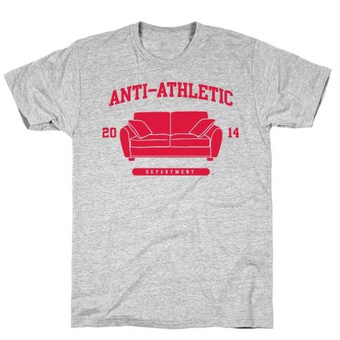 Anti Athletic Club T-Shirt