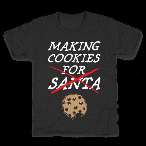 Making Cookies Kids T-Shirt