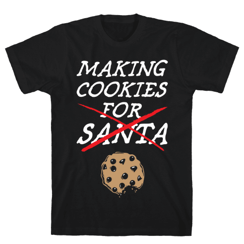 Making Cookies Mens T-Shirt