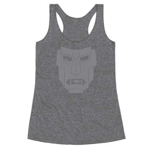 Doomed Racerback Tank Top