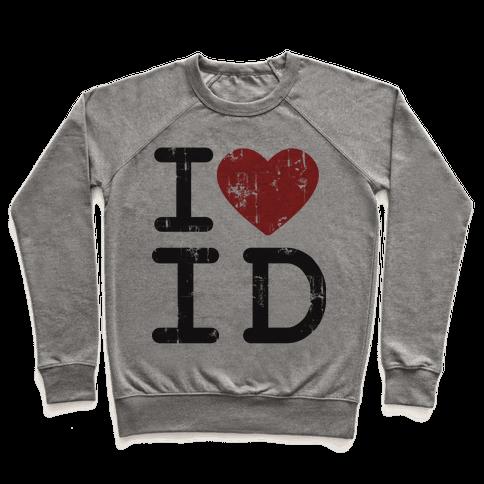 I Love Idaho Pullover