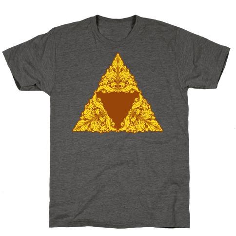 Floral Triforce T-Shirt
