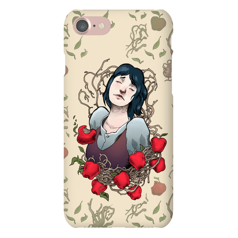 Poisonous Apple Snow White Phone Case