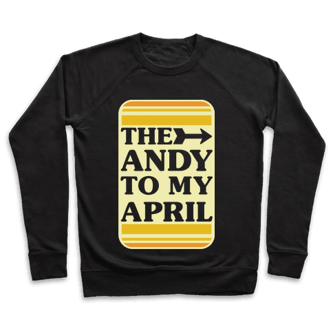 The Andy to My April Pullover