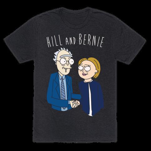 Hill And Bernie Parody