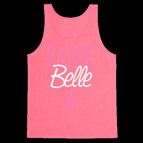 Barre Belle Tank Top