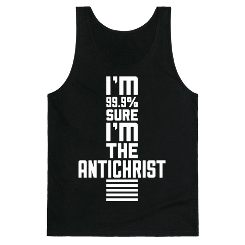Anti Christ (Tank) Tank Top