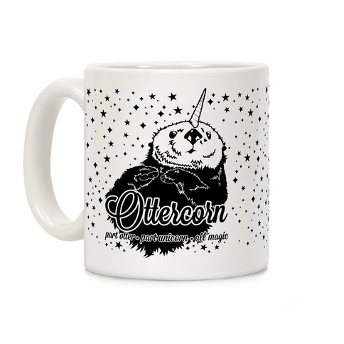 Ottercorn Coffee Mug