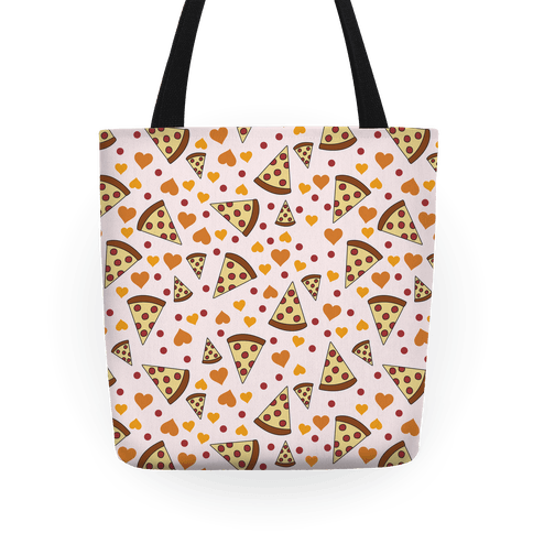 Pizza Love Tote Tote