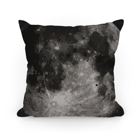 Moon Pillow Pillow