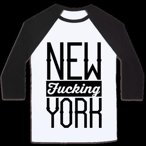 New Fucking York