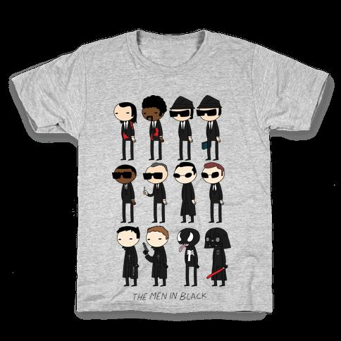 THE MEN IN BLACK Kids T-Shirt
