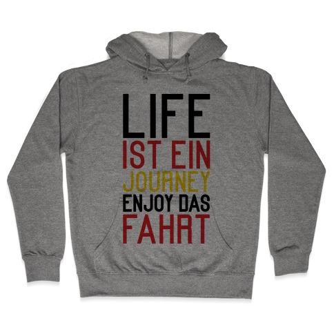 Journey Hooded Sweatshirt CGaf9feE