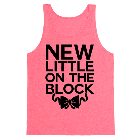 New Little On The Block Tank Top