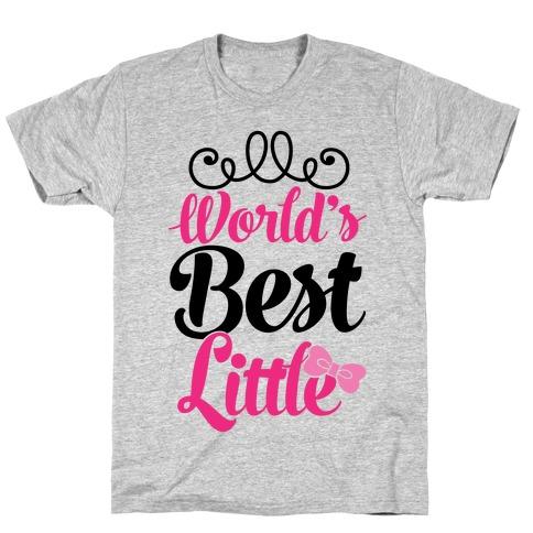 World's Best Little T-Shirt