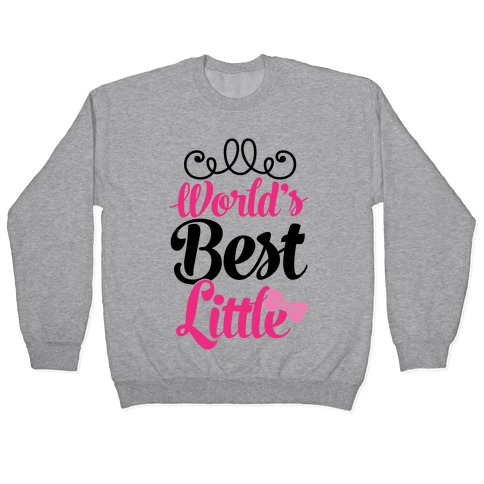 World's Best Little Pullover