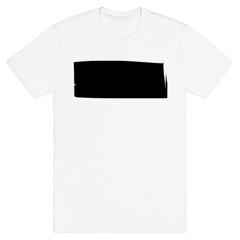 Subtraction Mens T-Shirt