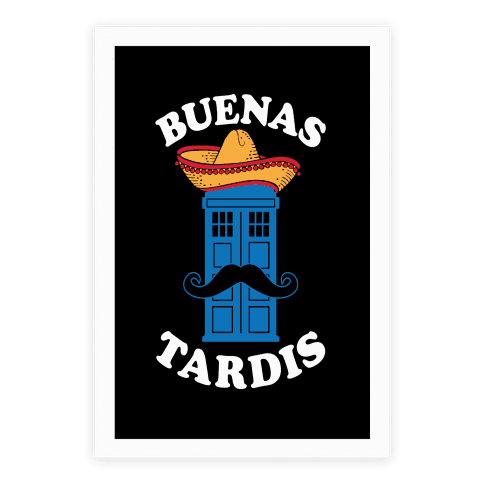 Buenas Tardis Poster