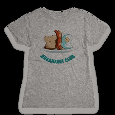 Breakfast Club Womens T-Shirt