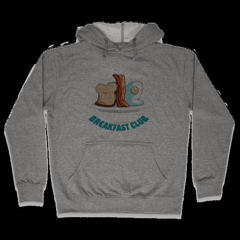 Breakfast Club Hooded Sweatshirt