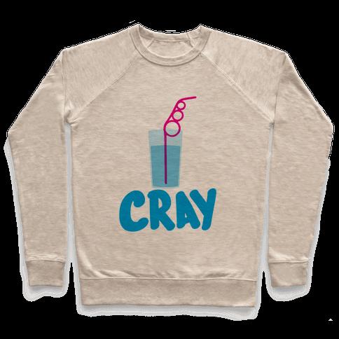 Cray-Z Straws Pullover
