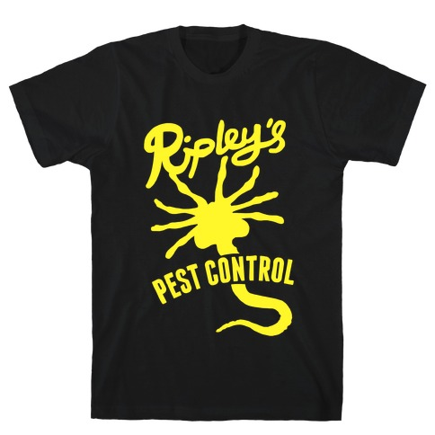 Ripley's Pest Control T-Shirt