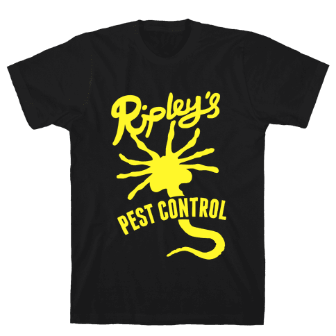 Ripley's Pest Control Mens T-Shirt