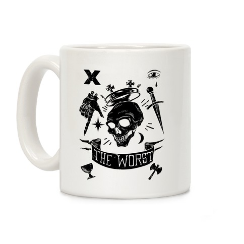 The Worst Coffee Mug