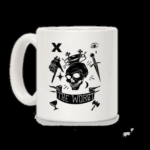 The Worst Coffee Mug
