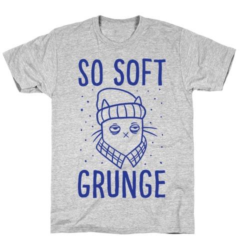 Soft Grunge Cat T-Shirt