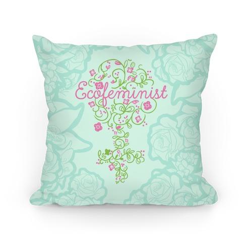 EcoFeminist Pillow