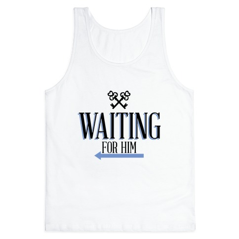 Waiting for Him Tank Top