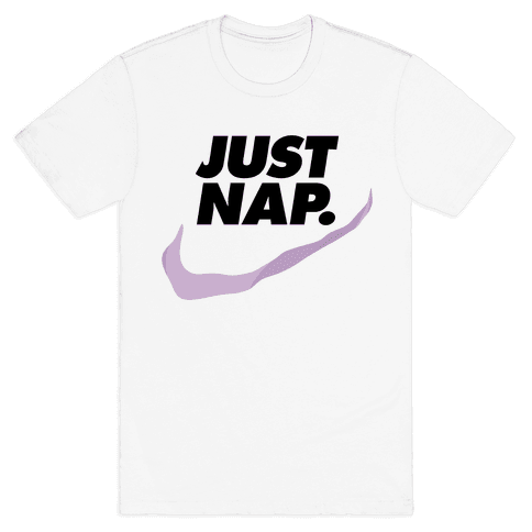 Just Nap Mens T-Shirt