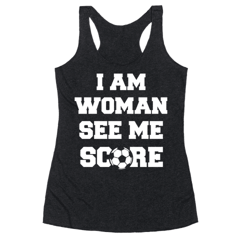 I Am Woman See Me Score