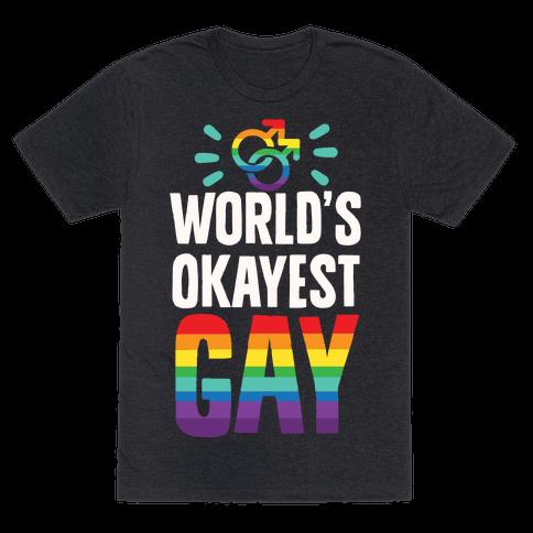 World's Okayest Gay