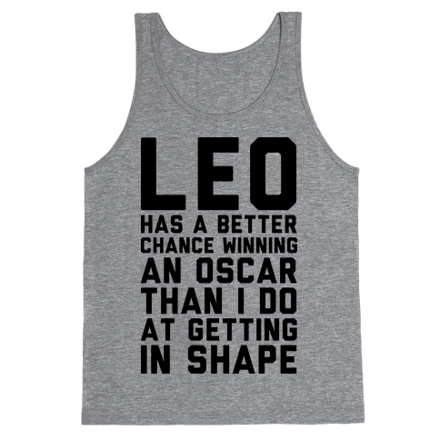 Leo Has a Better Chance