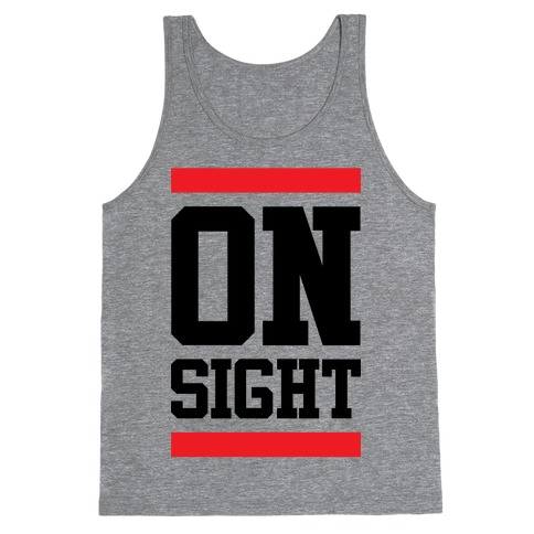 On Sight Tank Top