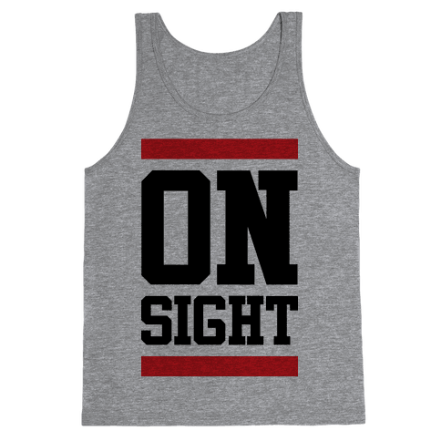 On Sight Tank Top