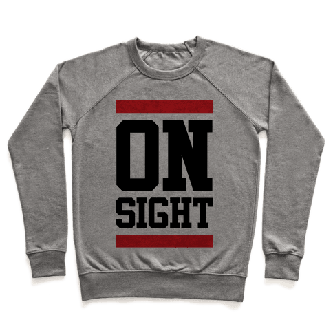 On Sight Pullover
