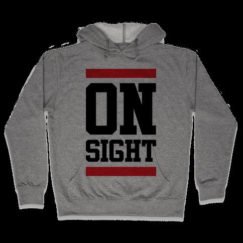 On Sight Hooded Sweatshirt