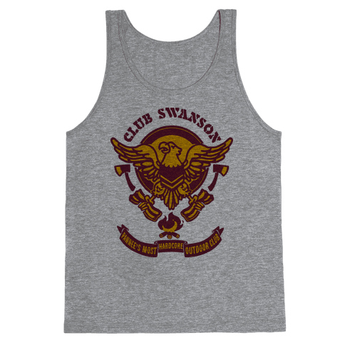 Club Swanson Tank Top