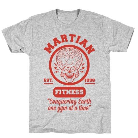 Martian Fitness T-Shirt
