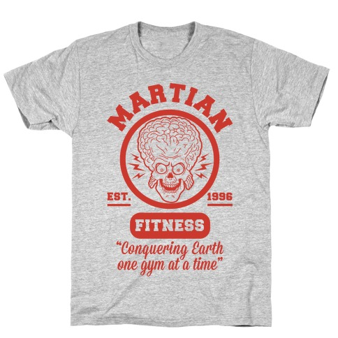 Martian Fitness T-Shirt