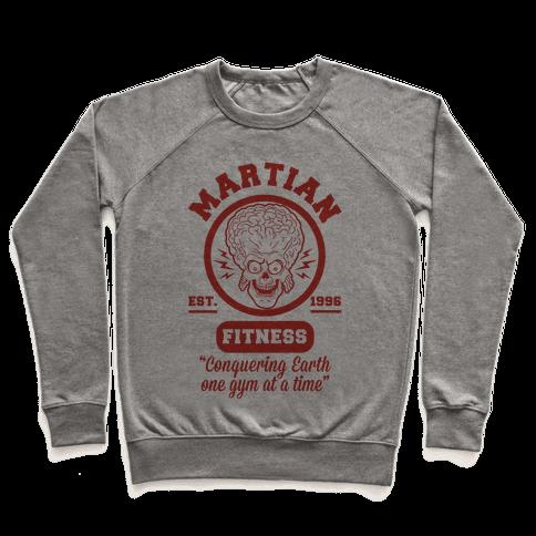 Martian Fitness Pullover