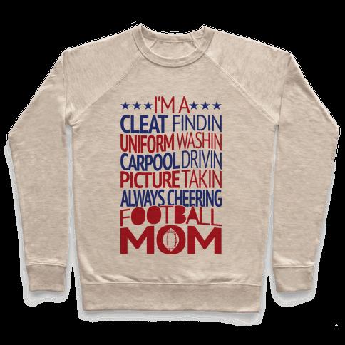 Football Mom Pullover
