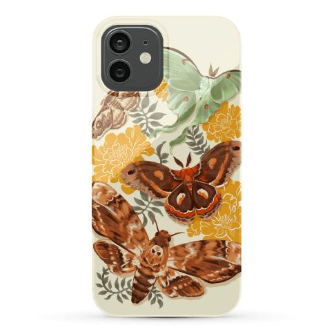 Moths & Marigolds Phone Case