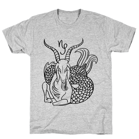 Capricorn Mens T-Shirt